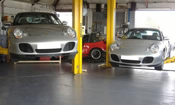 JMG Porsche - Independent Porsche Specialists - Displaying items by